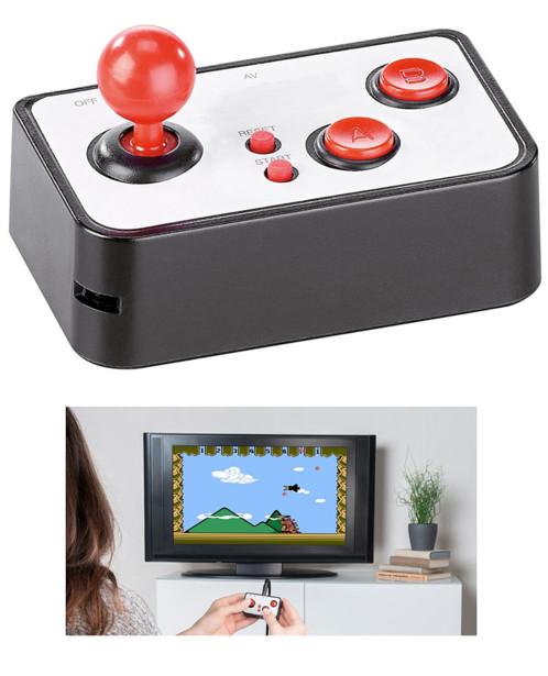 une console de jeu avec 200 games différents pour moins de dix euros €