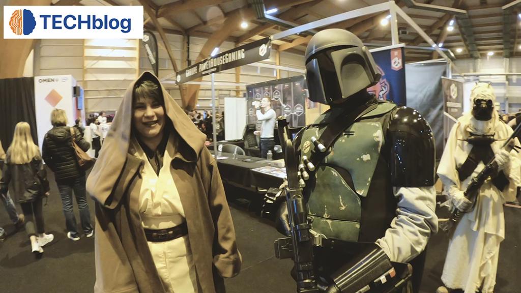 TECHblog au Colmar Esport Show : Cosplay Starwars