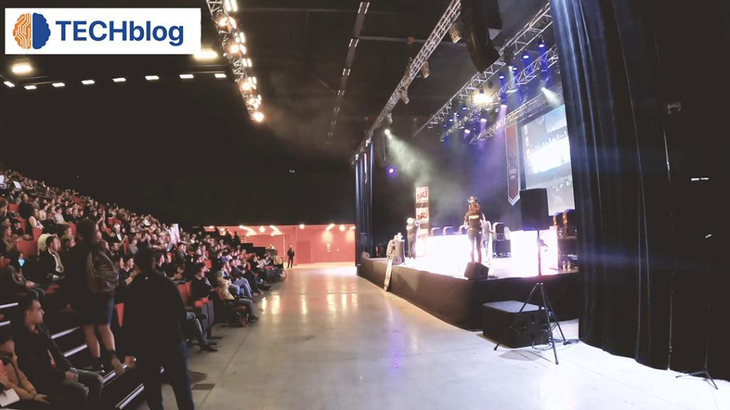 TECHblog au Colmar Esport Show : la grande scène et le spectacle des finales esport devant public