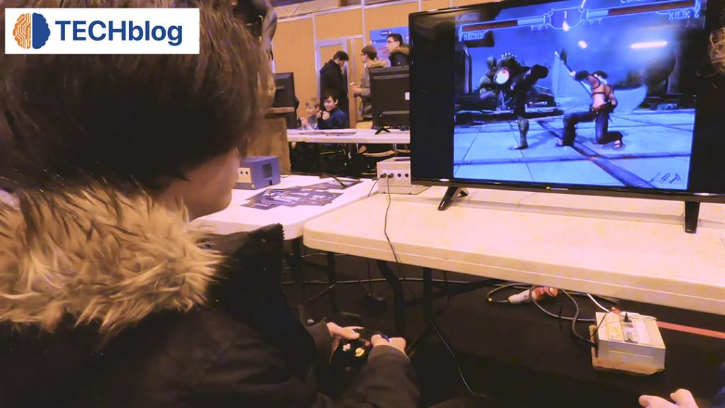 TECHblog au Colmar Esport Show : des jeux sur console