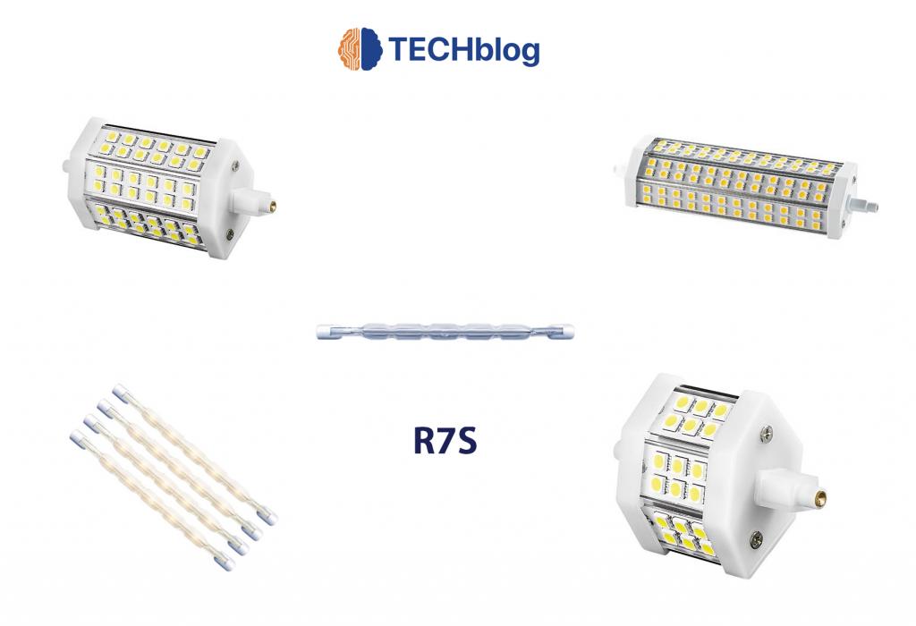 voici les ampoules du type R7s