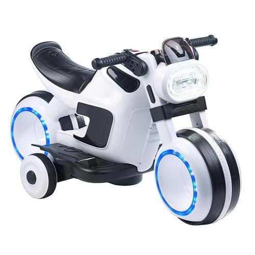 Moto électrique pour enfant reconditionnée chez Pearl.