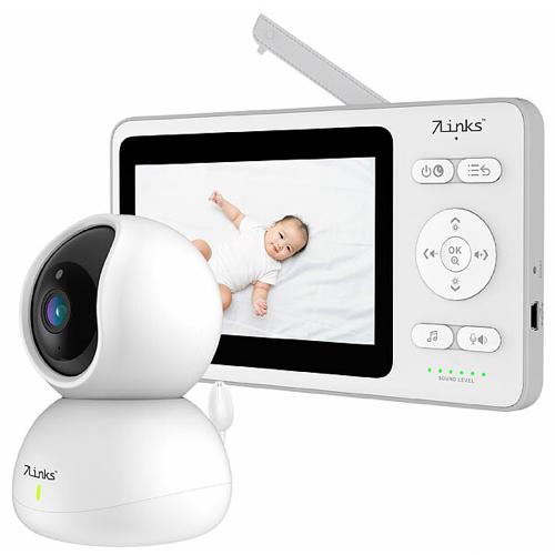 Le babyphone avec caméra intégré modèle VBP-430.