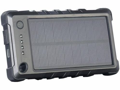 Batterie d'appoint solaire