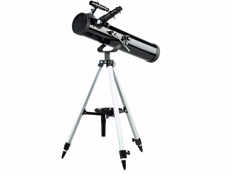 Le téléscope  idéal pour les soirées d'été en famille