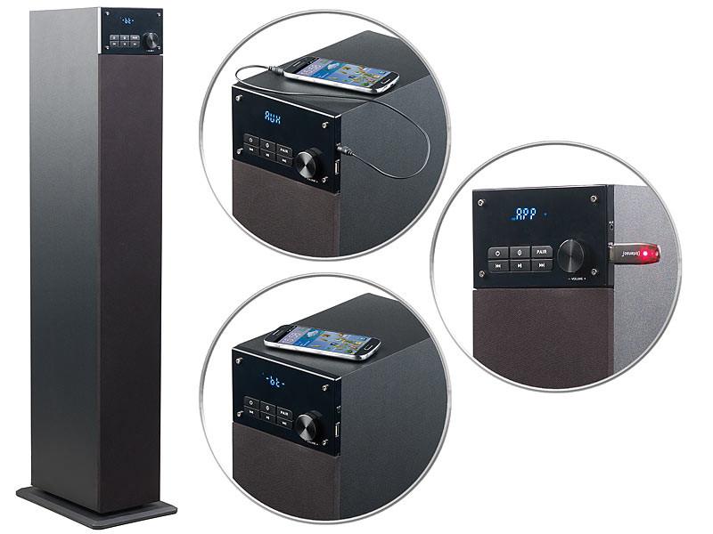 tour haut-parleur multiroom bluetooth : cadeau parfait pour votre papa amateur de musique